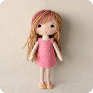 Pocket Poppet pdf Pattern
