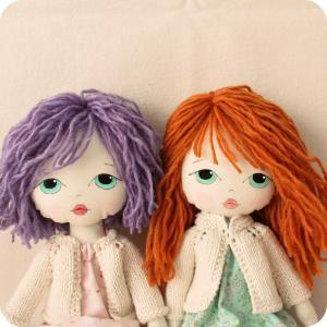 Little Ladies pdf Pattern